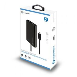 ALOGIC THUNDERBOLT3 TO DUAL DISPLAY PORT ADAPTER