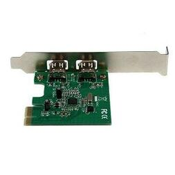 STARTECH 2 PORT 1394A PCI EXPRESS FIREWIRE CARD