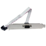 STARTECH SERIAL TO MOTHERBOARD HEADER SLOT PLATE