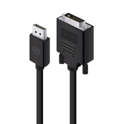 ALOGIC 2M DP TO DVI-D M-M CABLE