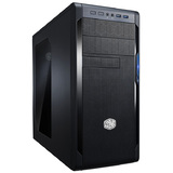 COOLERMASTER N300 MT MID TOWER USB3, w/420W PSU