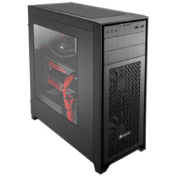 CORSAIR OBSIDIAN 450D (WINDOW) MIDI ATX CASE NO PSU