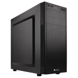 CORSAIR CARBIDE 100R SILENT MIDI ATX CASE NO PSU