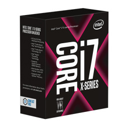 INTEL G7 CORE i7 7800X 4GHz 6 CORE 8MB,LGA2066,NO FAN