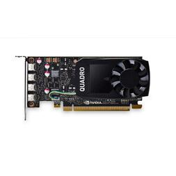 LEADTEK 4GB P1000 QUADRO PCI-E 4xmDP