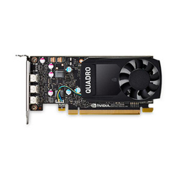 LEADTEK 2GB P400 QUADRO PCI-E 3xmDP w/LP KIT