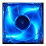 DEEPCOOL (SF-1200BL) 12CM CASE FAN TRANSPARENT w/BLUE LED