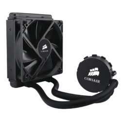 CORSAIR HYDRO SERIES H55 CPU COOLER (120mm Radiator)