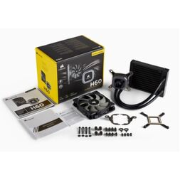 CORSAIR HYDRO SERIES H60 (V2) CPU COOLER (CW-9060036-WW)