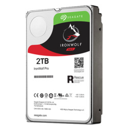 SEAGATE 2TB IRONWOLF PRO NAS 3.5 SATA3 7200rpm 256M 5Y