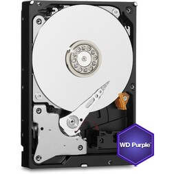 WD 2TB CAVIAR PURPLE AV-GP 64MB CACHE SATA3 HDD 3YRS