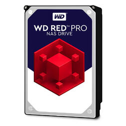 WD 4TB RED PRO 7200RPM,128MB CACHE SATA3 HDD 5YRS