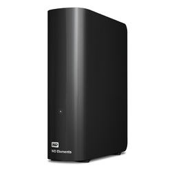 "WD 8TB ELEMENTS DESKTOP 3.5"" USB3 EXT HDD - BLACK"