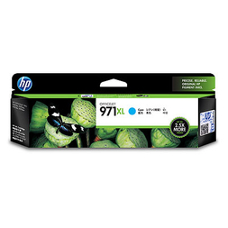 HP 971XL CYAN OFFICEJET INK CARTRIDGE
