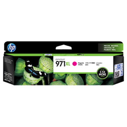 HP 971XL MAGENTA OFFICEJET INK CARTRIDGE