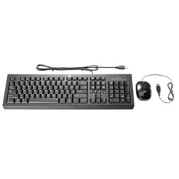 HP USB ESSENTIAL KEYBOARD AND MOUSE BUNDLE