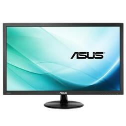 "ASUS 27"" VP278H TN-LED BLACK,1MS w/VGA,2xHDMI,VESA,SPK,3Y"