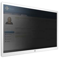 "HP HC271P Healthcare Edition 27"" QHD 2560x1440 DP+HDMI+VGA Integrated Privacy Filter 3 Yrs HEAD ONLY - NO STAND"