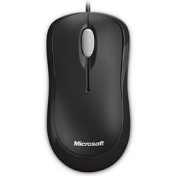 MICROSOFT BASIC OPTICAL MOUSE FOR BUSINESS BLACK (1PK)