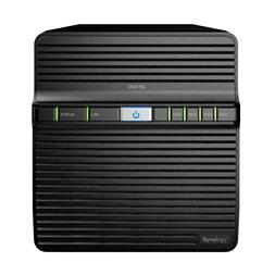 "SYNOLOGY DS418J STANDARD 4-BAY 3.5"" NAS - NO HDD"