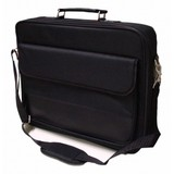 "ROCK (BAG-1281) 17"" BLACK STANDARD NOTEBOOK CARRY CASE"