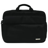"ROCK (BAG-1453) 15"" BLACK STANDARD NOTEBOOK CARRY CASE"