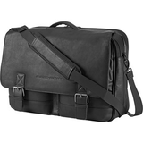 "HP 15.6"" EXECUTIVE LEATHER MESSENGER BAG"