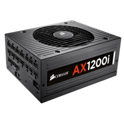 CORSAIR AX-1200i 1200W 80+ PLATINUM EPS12V ATX POWER SUPPLY