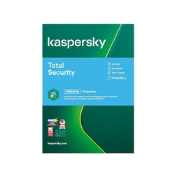 KASPERSKY TOTAL SECURITY OEM 1 DEVICE 1 YEAR - ESD