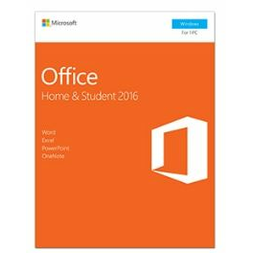 MICROSOFT OFFICE HOME & STUDENT 2016 RETAIL KEY - WINDOWS