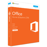 MICROSOFT OFFICE HOME & BUSINESS 2016 RETAIL KEY - WINDOWS