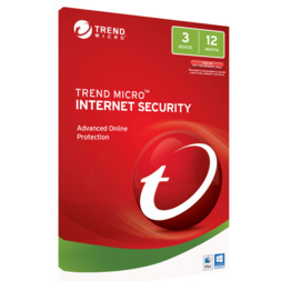 TREND MICRO INTERNET SECURITY 2017 OEM 3DEVICES 1YR